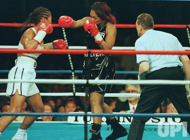 Ali vs Frazier-Lyde Fight