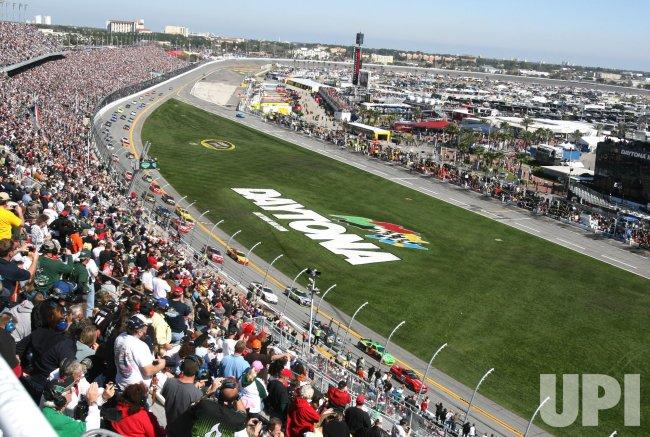Nascar Daytona 500 At Beach Florida