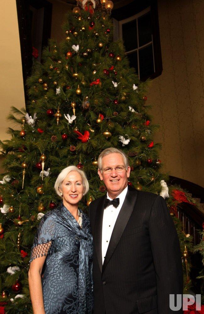 Missouri Governor Holiday photo