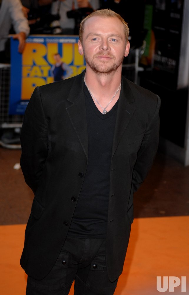 """RUN, FATBOY, RUN"" PREMIERE IN LONDON"