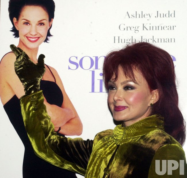 ASHLEY JUDD FILM PREMIERE