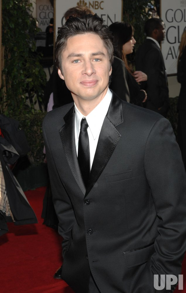 64TH ANNUAL GOLDEN GLOBE AWARDS