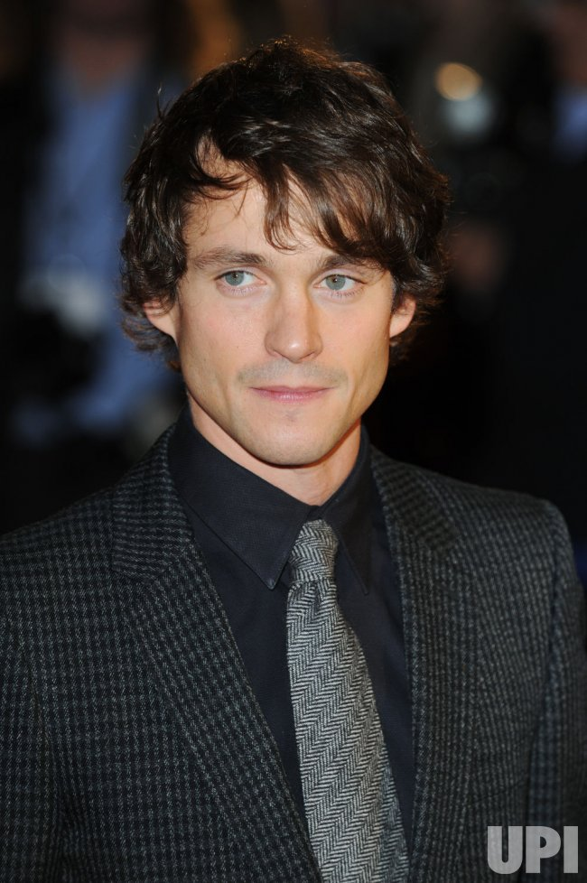 "Actor Hugh Dancy attends premiere of ""Me and Orson Welles"" in London"