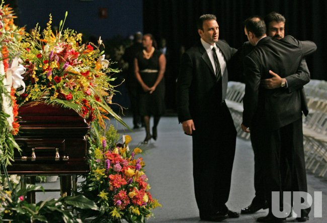 Washington Redskins' Sean Taylor funeral in Miami