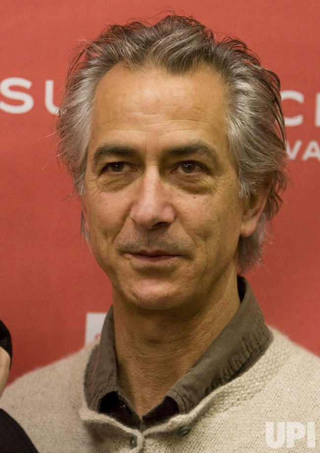 Actor Strathairn Arrives at the 2010 Sundance Film Festival in Park City, Utah