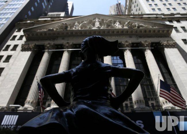 DJIA Rises Over 500 Points at the NYSE in New York