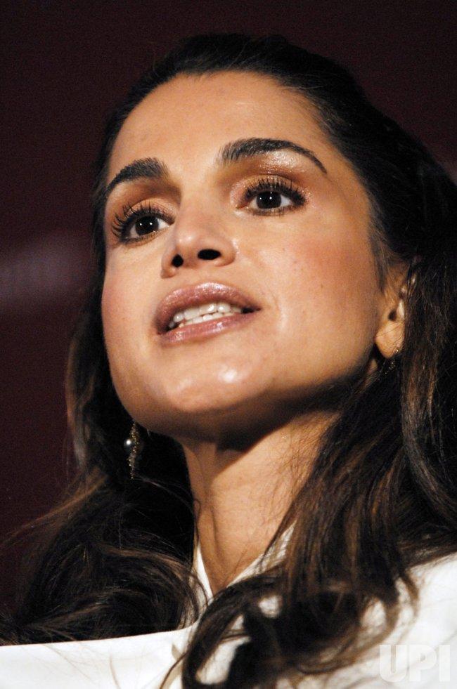 Queen Rania Al-Abdulla...