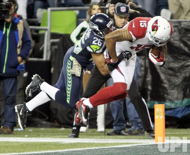 Cardinals WR Michael Floyd scores TD in Seattle