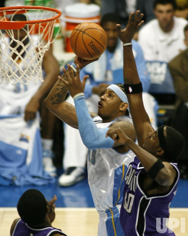 SACRAMENTO KINGS VS DENVER NUGGETS