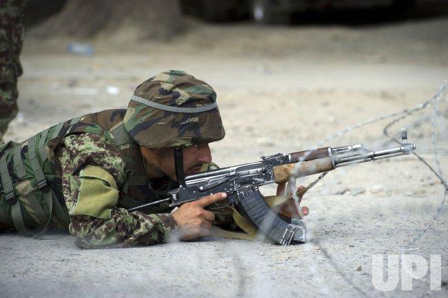 Taliban Attack Downtown Kabul