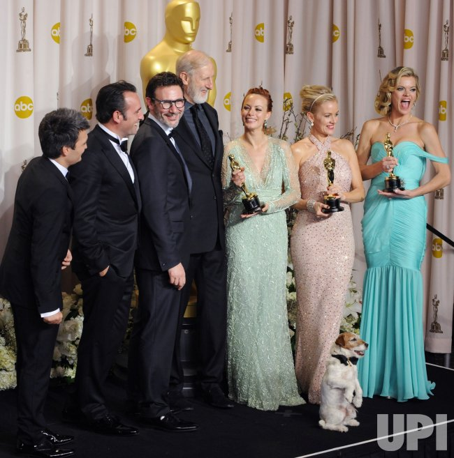 """""""The Artist"""" named Best Picture at the 84th Academy Awards in Los Angeles"""