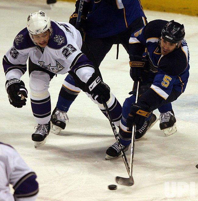 Los Angeles Kings vs St. Louis Blues