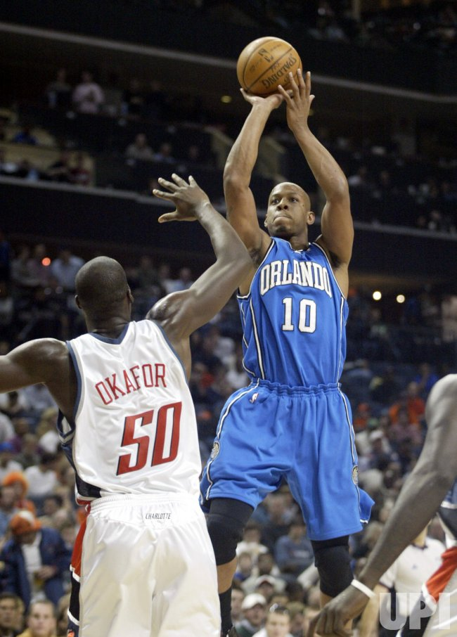 Charlotte Bobcats vs Orlando Magic