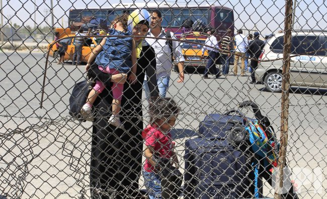 Egyptian army closes the Rafah border crossing with Gaza