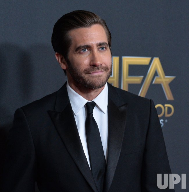 Jake Gyllenhaal attends 21st annual Hollywood Film Awards in Beverly Hills