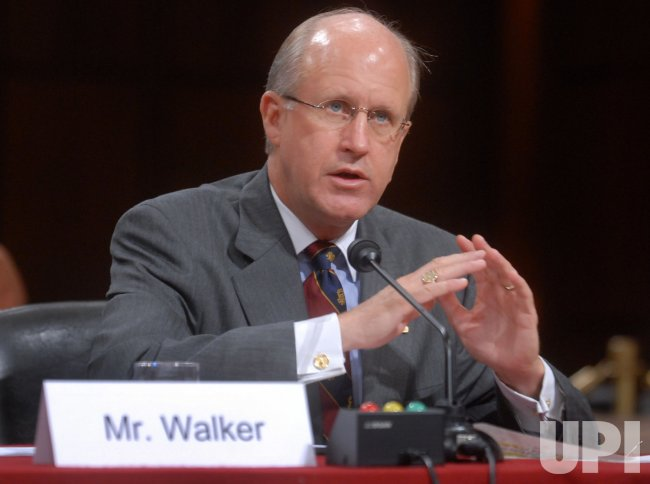 DAVID WALKER OF THE GAO TESTIFIES ON IRAQ IN WASHINGTON