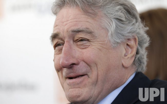 Robert De Niro at the 44th Chaplin Award Gala