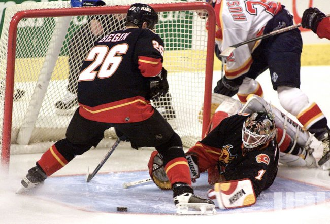 Florida Panthers Vs Calgary Flames