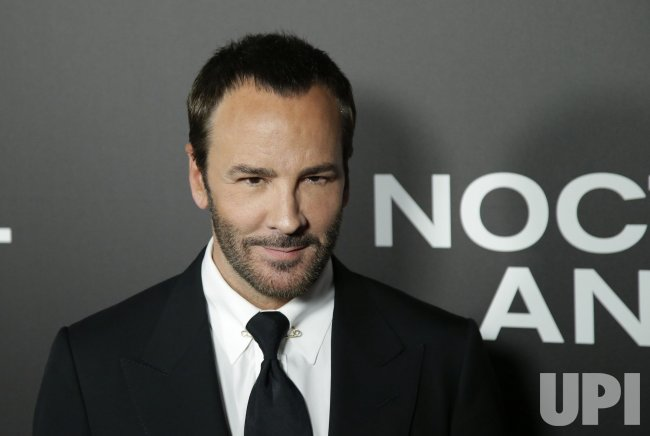 Tom Ford at the 'Nocturnal Animals' premiere