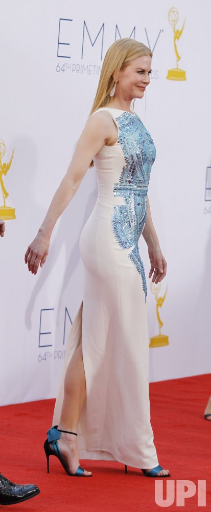 Nicole Kidman attends the 64th Primetime Emmy Awards in Los Angeles