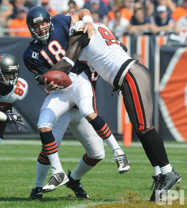Tampa Bay Buccaneers vs Chicago Bears