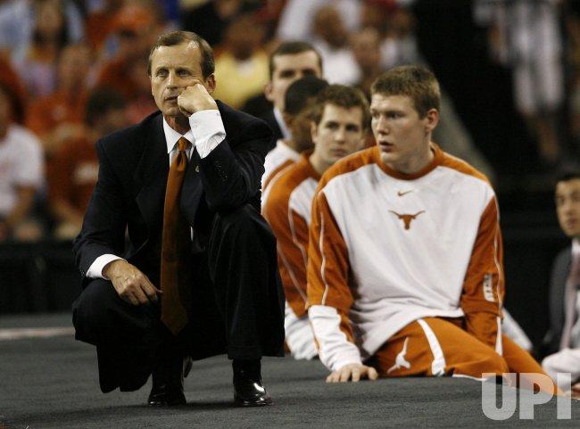 NCAA Men's Basketball Championship Texas vs. Memphis