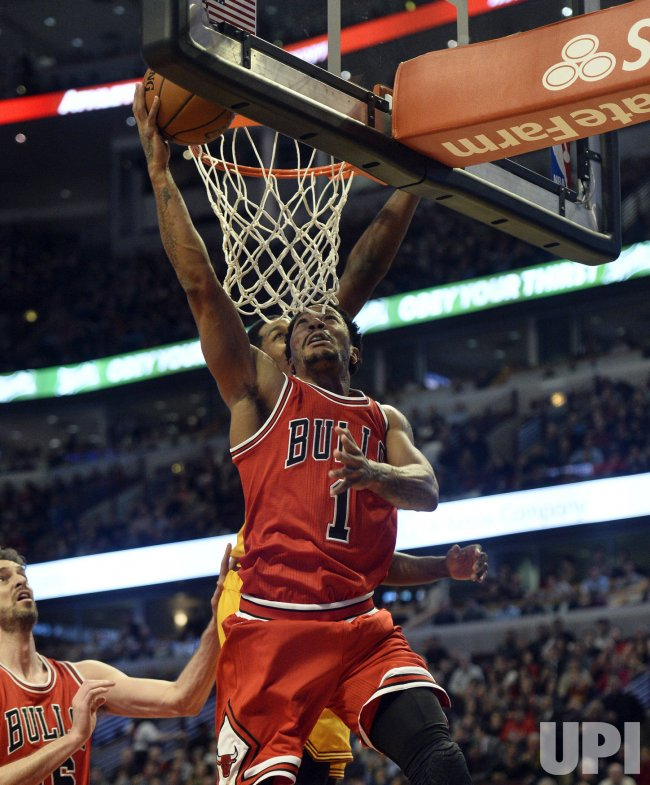 Cleveland Cavaliers vs. Chicago Bulls
