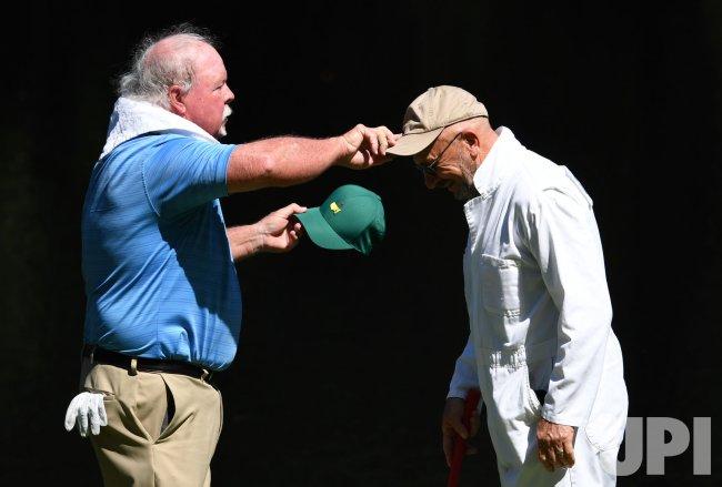 Craig Stadler At The 2019 Masters Tournament In Augusta