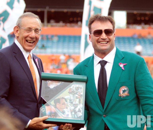 Dolphins vs.Rams in Miami