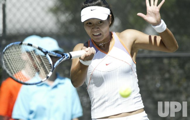 FAMILY CIRCLE CUP WOMEN'S TENNIS TOURNAMENT IN CHARLESTON, SOUTH CAROLINA