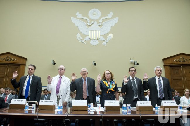 House Oversight and Government Reform Committee hearing on Obamacare in Washington