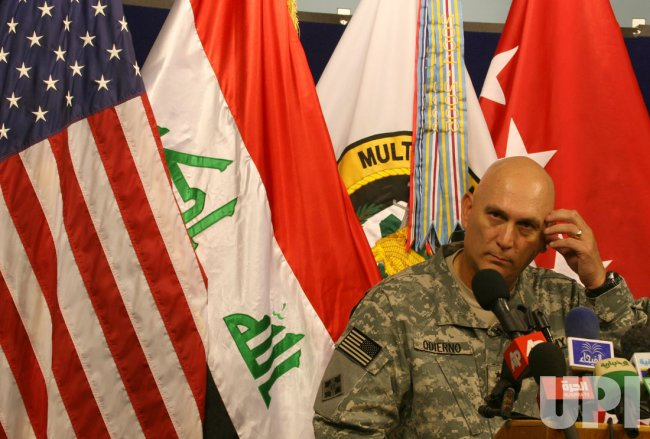 Odierno takes command of forces in Iraq