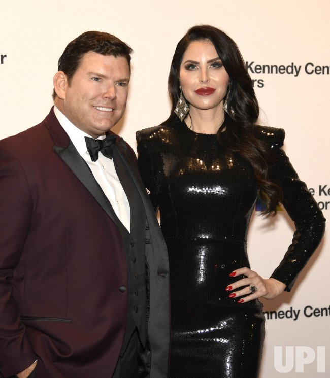 Bret Baier arrives for Kennedy Center Honors in Washington DC