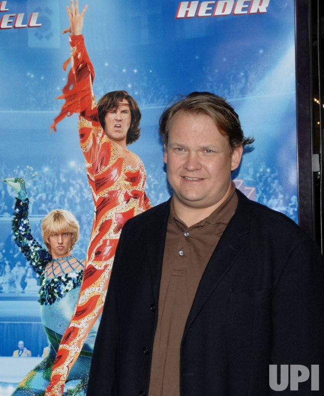 """""""BLADES OF GLORY"""" PREMIERE IN LOS ANGELES"""