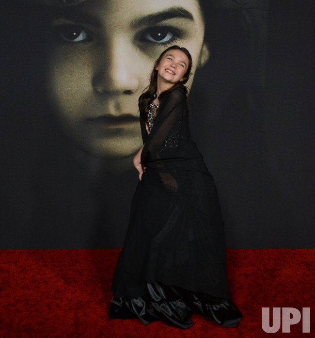 """Brooklynn Prince attends """"The Turning """" premiere in Los Angeles."""