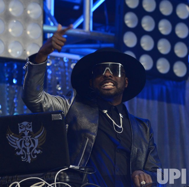 will.i.am performs at KIIS FM's Wango Tango 2013 in Carson, California