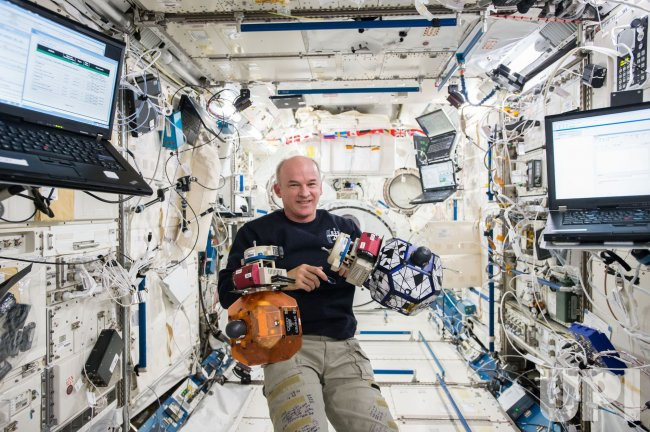 New NASA Record Holder For Cumulative Days in Space.