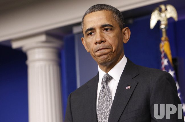 Obama Makes a Statement on the Boston Bombing