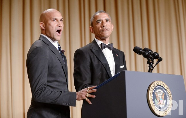 President Obama and First Lady attend the Annual White House Correspondents' Association Dinner