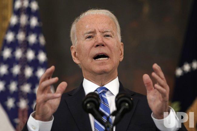 Joe Biden on Economic Recovery in Washington