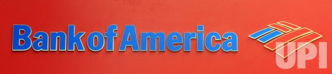 Bank of America logo in Washington