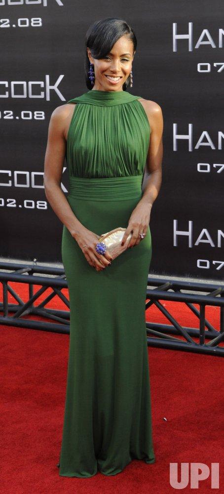 """""""Hancock"""" premieres in Los Angeles"""
