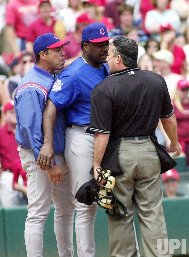 St. Louis Cardinals vs Chicago Cubs baseball