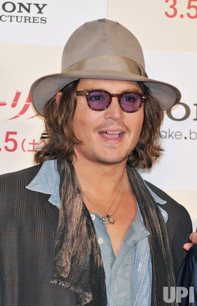 """""""The Tourist"""" Japan premiere"""