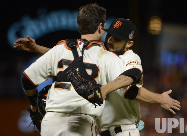 Detroit Tigers vs San Francisco Giants in World Series Game 2 in San Francisco