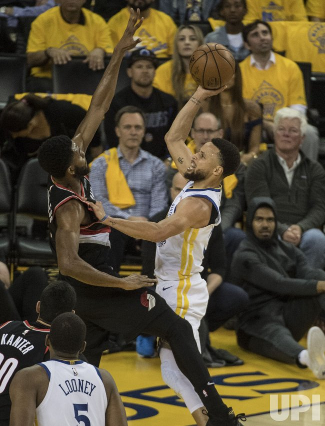 warriors-trail blazers - photo #17