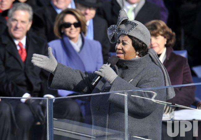 Obama sworn in as 44th President in Washington