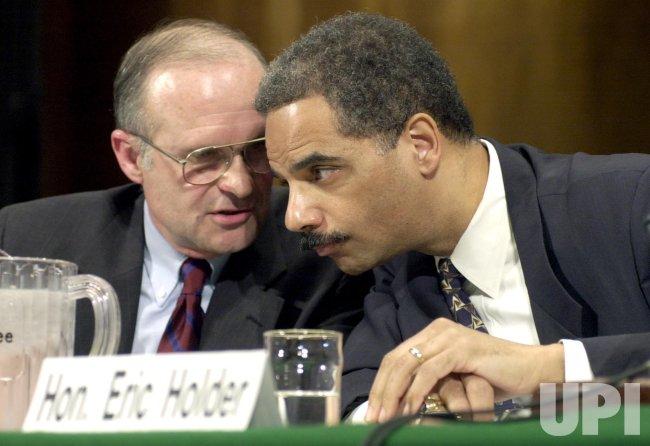 Senate Hearing on Clinton Pardons