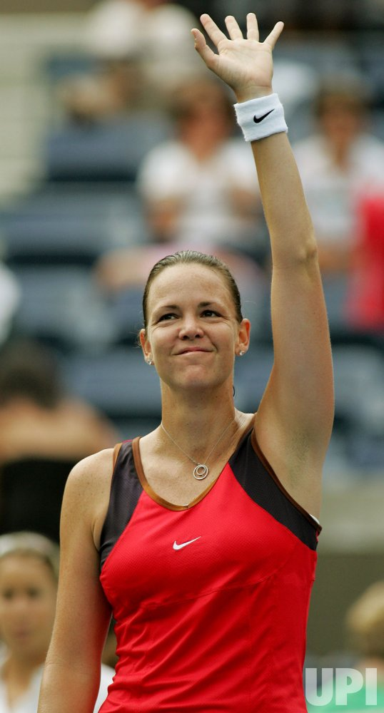 DAVENPORT DEFEATS ZAKOPALOVA IN ROUND ONE ACTION OF US OPEN