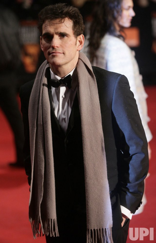 MATT DILLON AT BRITISH ACADEMY AWARDS 2006